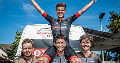 Erfolgreiches Lexware Mountainbike Team
