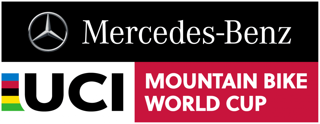 Logo UCI Mercedes-Benz World Cup