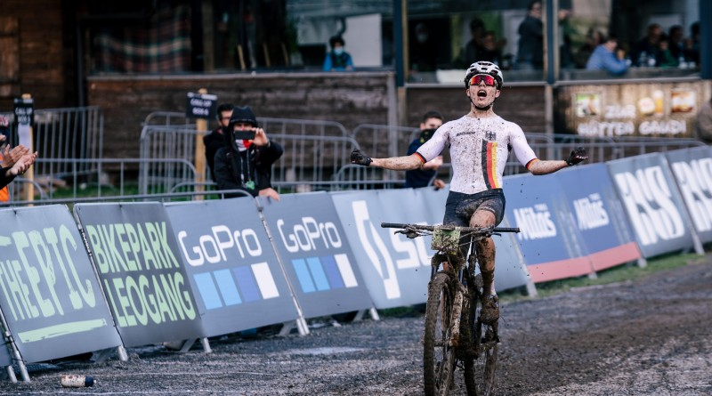 Lennart Krayer ist Junioren-Weltmeister. Foto: Lynn Sigel.