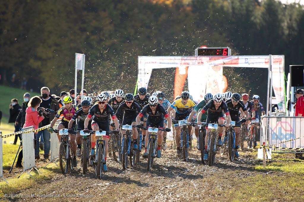 In Deutschland ganz vorne: das Lexware Mountainbike Team © 2020 Armin M. Küstenbrück