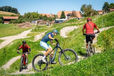 Swiss Bike Park Oberried