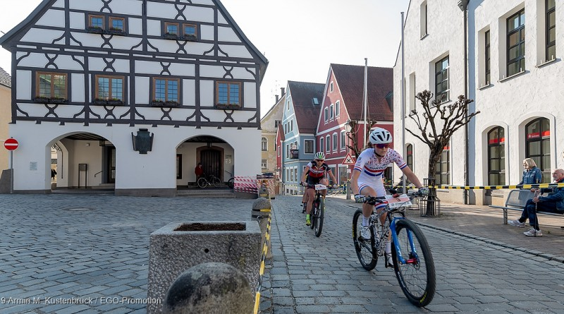 Innenstadt von Krumbach © Armin M. Küstenbrück / EGO-Promotion