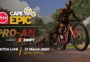 Virtual ABSA Cape Epic: Hans Becking und Elisabeth Brandau siegen im Zwift-Wettkampf