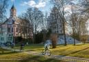 Krumbach: beim ersten Radrennen in Deutschland 2021 siegt Filippo Colombo