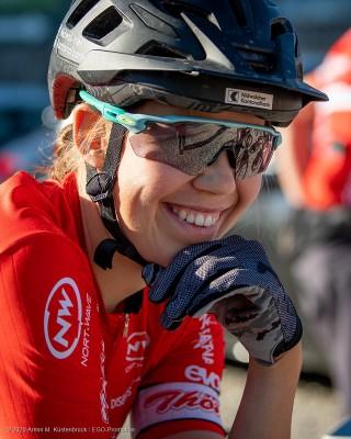 Ersatzfahrerin: Alessandra Keller © Armin M. Küstenbrück / EGO-Promotion