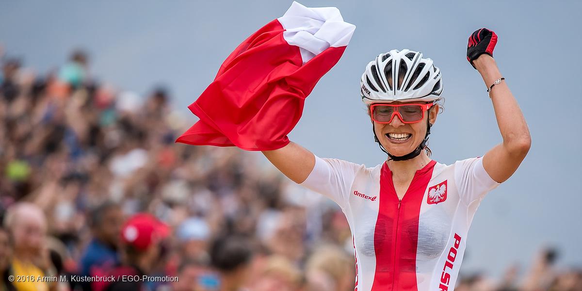 IOC: Mountainbikerin Maja Wloszczowska (POL) in die Athleten-Kommission gewählt